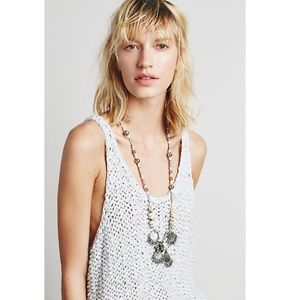 Free People Kali Coin Necklace